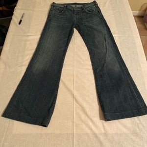 Citizens of Humanity Jeans Jerome Dahan flare COH